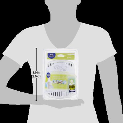 Hamilton Beach True Air Plug Mount Odor Eliminator 1.0 CT | Model# 04530GM by Hamilton Beach Brands, Inc.