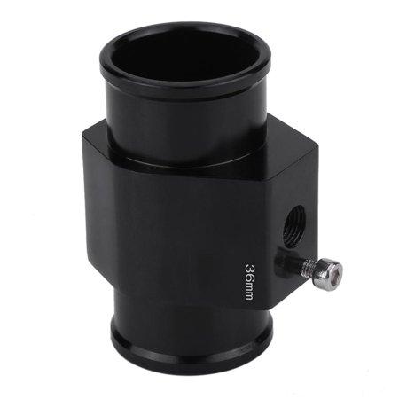 Water Temperature Sensor Adapter (Tebru Joint Pipe, Car Water Temp Temperature Joint Pipe Hose Sensor Gauge Adapter, Hose Adapter)