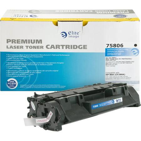 Elite Image, ELI75806, 75805/06 Remanufactured Toner Cartridges, 1