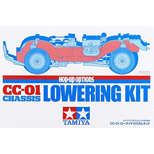 TAMIYA 54625 RC CC01 Chassis Lowering Kit