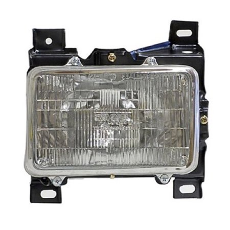 Go Parts 1994 1997 Chevrolet S10 Front Headlight Headlamp Embly Housing