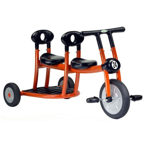 Italtrike Pilot 200 Series Double Seat Tricycle