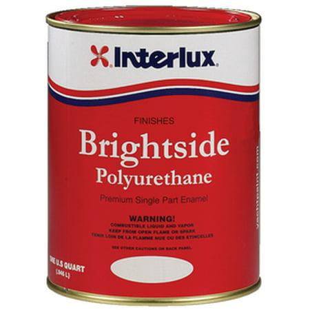 Interlux Yacht Finishes / Nautical Paint Brightside White - 1/2 Pint 4359/HP