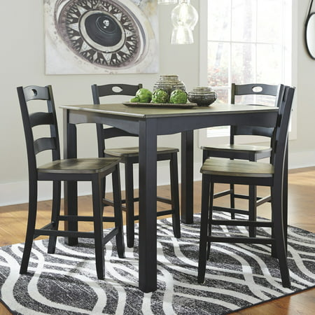 Signature Design By Ashley Froshburg Square 5 Piece
