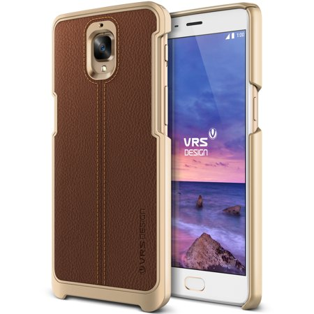 OnePlus 3T Case Cover Slim Premium PU Leather Back VRS Design Simpli Mod for OnePlus 3T