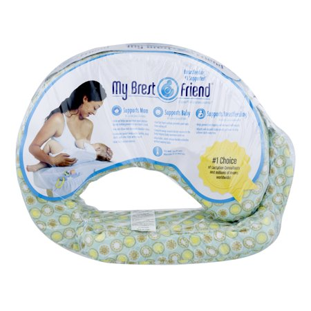 My Brest Friend Breast Feeding Support Green, 1.0 CT
