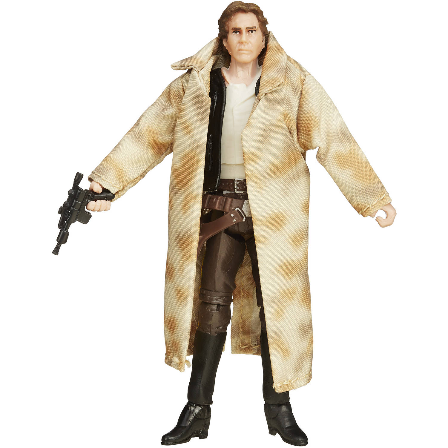 Star Wars The Black Series 3.75-Inch Han Solo