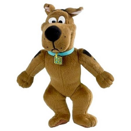 Soft Plush Standing Character Doll, Scooby-Doo Plush for all ages By Scooby Doo Ship from US - Scooby Doo Plush