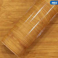 AkoaDa 4 Styles New Fashion 30*100Cm Car Interior Self Adhesive Film High Glossy Wood Grain Sticker Car Interior Sticker Accessories