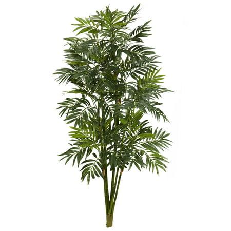 Mini Pale (Nearly Natural 3' Mini Bamboo Palm Artificial Plant )