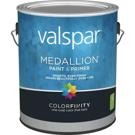 Valspar Medallion 100% Acrylic Paint & Primer Flat Interior Wall - Valspar Medallion