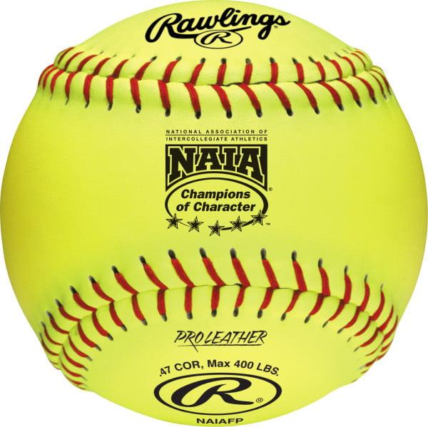 "Rawlings 12"" Official NAIA Softball Championship Softball"
