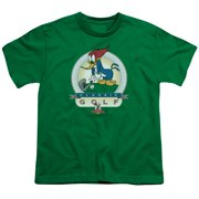 Woody Woodpecker Classic Golf Big Boys Shirt