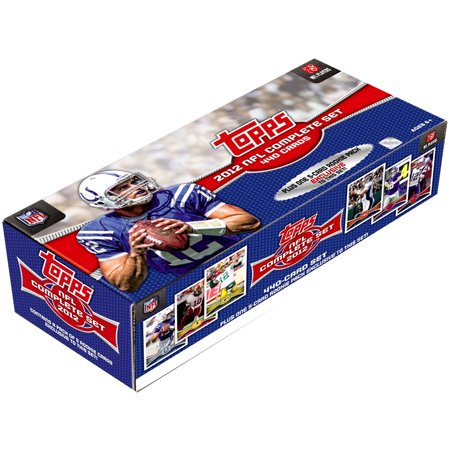 Topps NFL 2012 Factory Football Card Complete Set ()