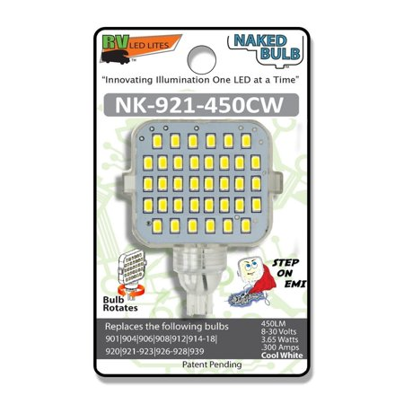 NK-921-250WW, (NAKED BULB) LED Replacement EMI Suppressed