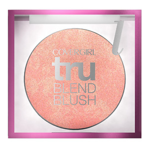 COVERGIRL TruBlend Blush, Light Rose, .1 oz