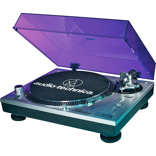 Audio Technica AT-LP120-USB Direct-Drive Professional Turntable with USB