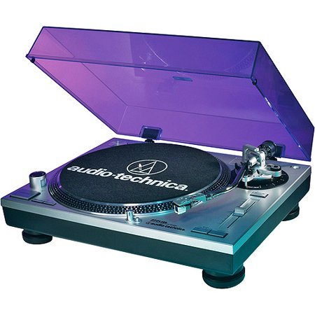 Audio Technica AT-LP120-USB Direct-Drive Professional Turntable with USB by