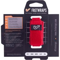 Gruv Gear FretWraps HD 1-Pack Red Medium