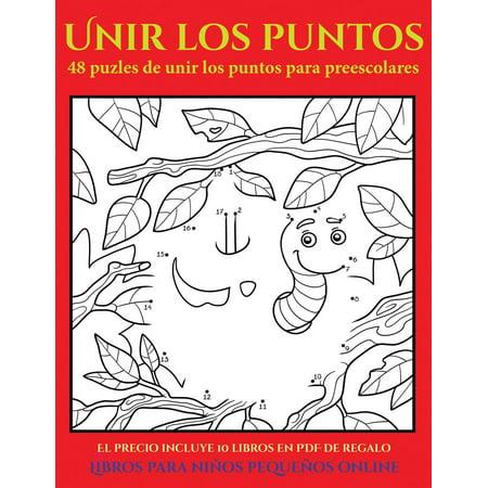 Bingo Online Gratis Halloween (Libros Para Niños Pequeños Online: Libros para niños pequeños online (48 puzles de unir los puntos para preescolares): Cómprelo mientras queden existencias y reciba 10 libros en PDF adicionales)