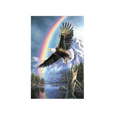 Eagle Of Promise 1000 Piece Jigsaw Puzzle, 1000 Piece Jigsaw Puzzle By SunsOut Ship from US](Us Puzzle)
