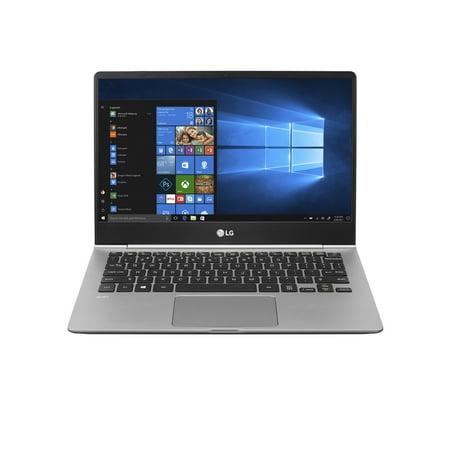 LG gram 13 FHD Touch, i5-8265U, 8GB RAM, 256GB SSD, Ultra-Slim Touch Laptop - 13Z990-A.AAS6U1