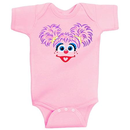 Sesame Street Abby Cadabby Infant Onesie Romper - Abby Cadabby Clothes