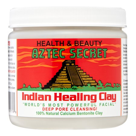 Aztec Secret Indian Healing Clay Deep Pore Cleansing, 1 (Best Indian Nude Girls)