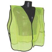 RADWEAR SVG Non-Rated Safety Vest One-Size Polyester Green/Silver