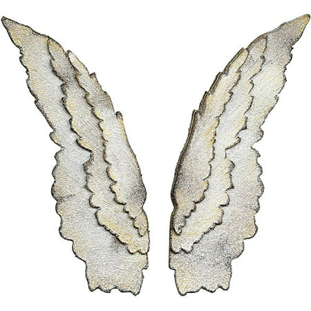 Sizzix Bigz Die, Layered Angel Wings (Halloween Papercraft)