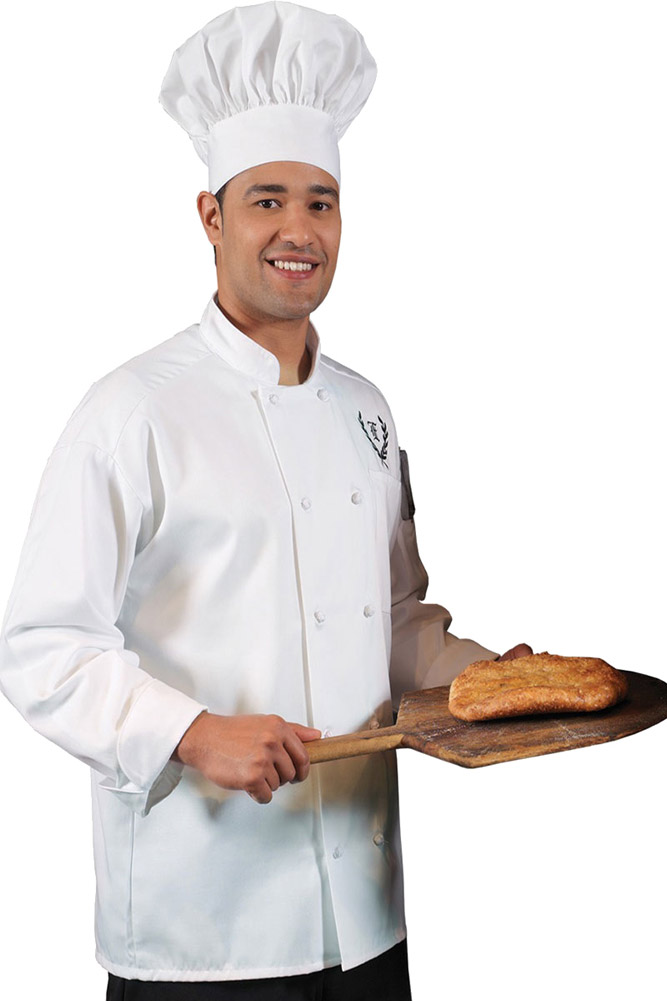 Edwards 3302 Classic Full Cut Chef Coat