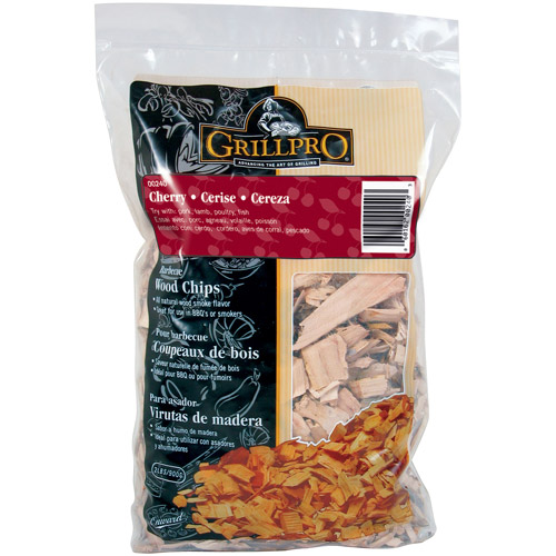 Onward Grill Pro 00240 2 Lb Cherry Barbecue Wood Chips