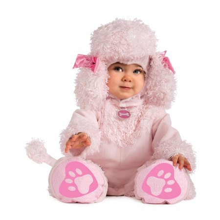 Poodle of Fun Baby Infant Costume - Baby 12-18 - Poodle Costume Toddler