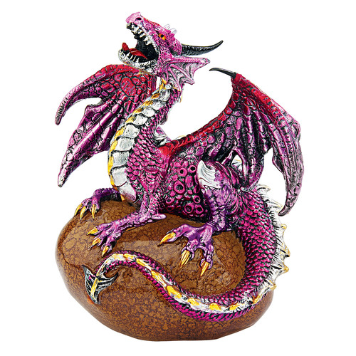 Design Toscano Yolk Dragon Hatchling Figurine