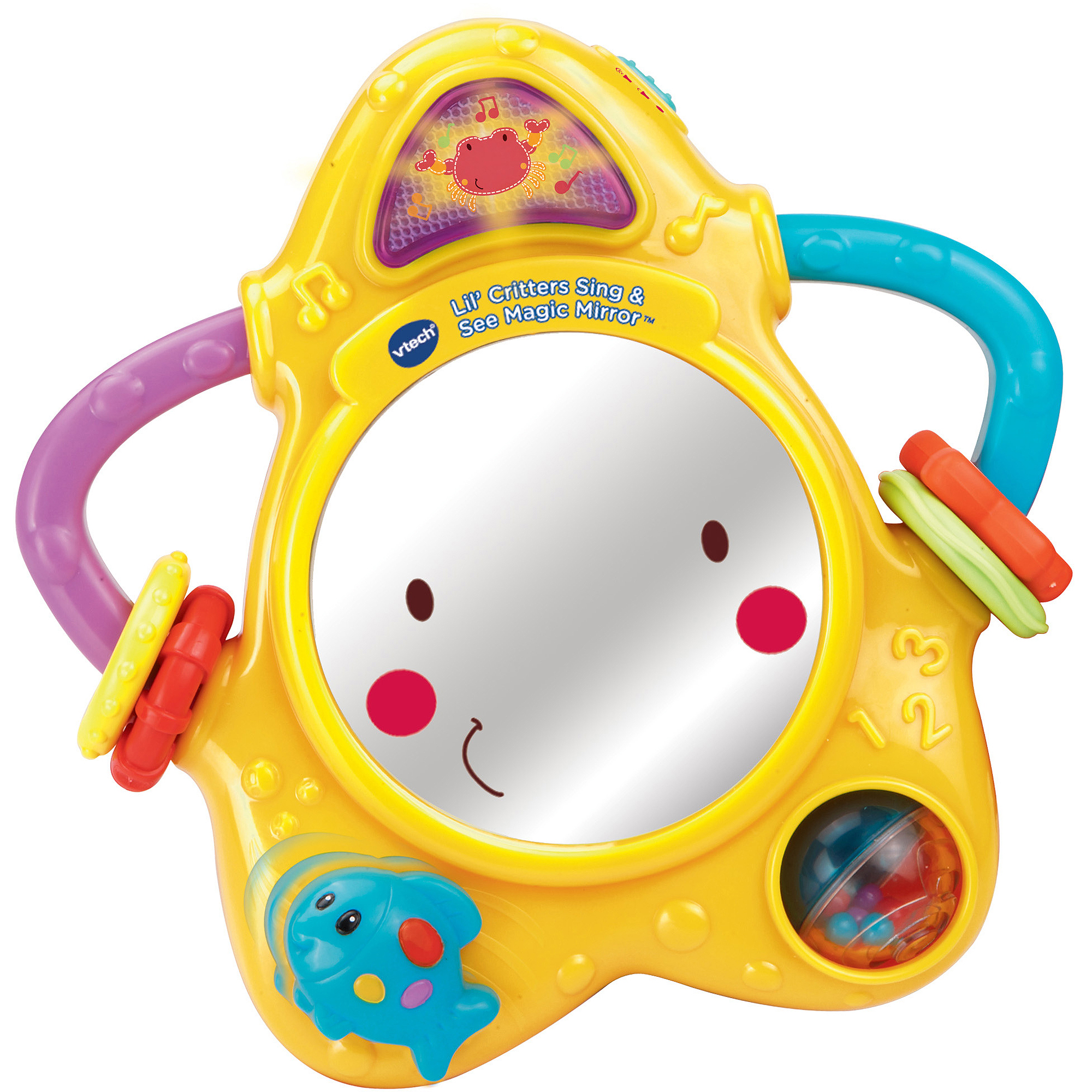 VTech Baby Line Lil' Critters Sing & See Magic Mirror