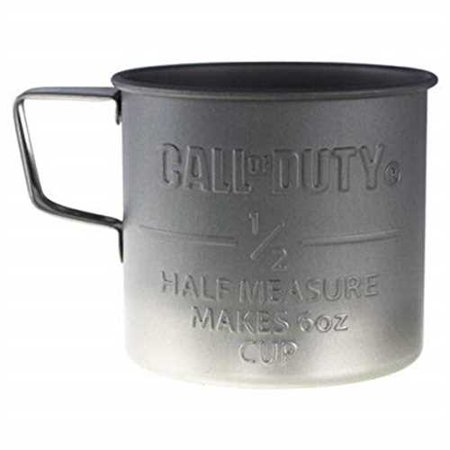 Oz Half Measure 6 Makes Call Wwii Duty Tin Mug Coffee Of Cup 5ARL34jq
