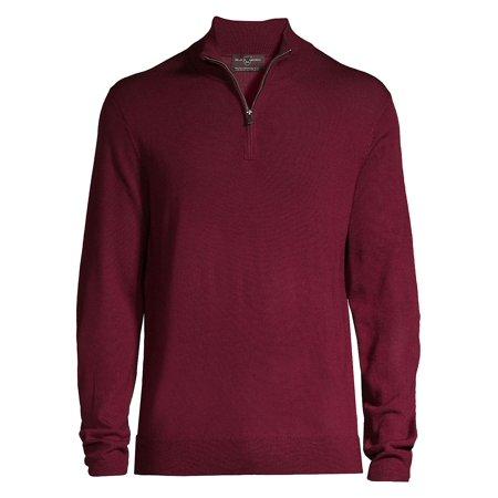 Merino Wool Zip Sweater (Patagonia Mens Better Sweater 1 4 Zip Sale)
