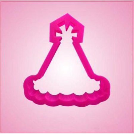 - Pink Party Hat Cookie Cutter