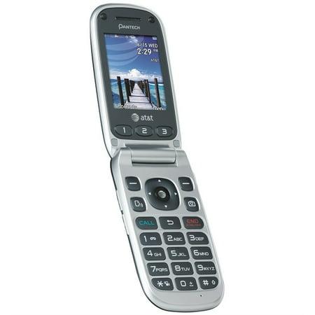 Refurbished Pantech Breeze Iii P2030 Att Gsm Unlocked Flip Phone