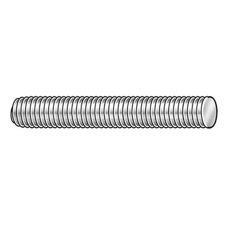 Silicon Bronze Threaded Rod - GRAINGER APPROVED 3/8