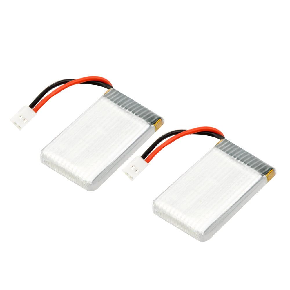 Syma X5C 4 Bater/ías 3.7 V 500 mAh Li-Po