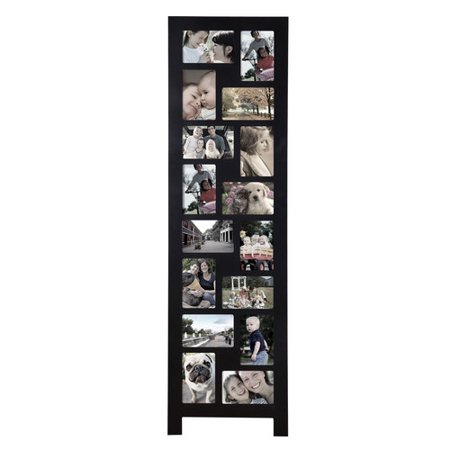 Adeco Trading 16 Opening Wood Floor-Standing Easel Picture Frame ...
