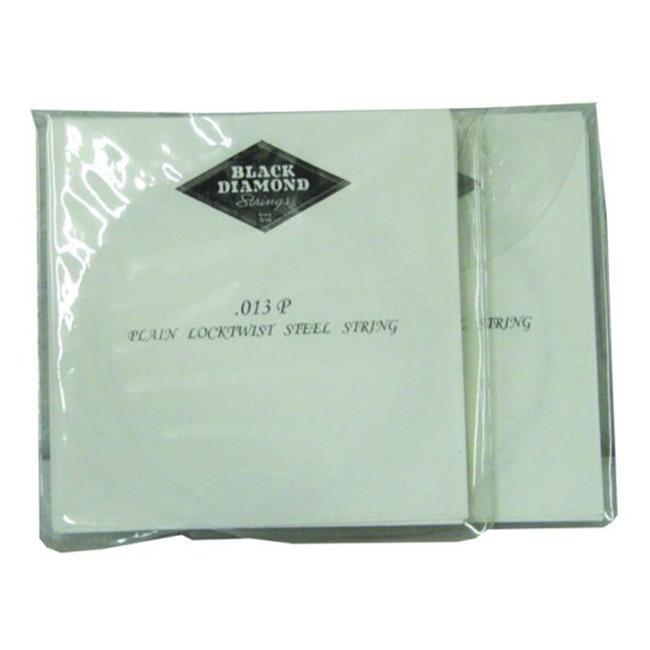 SCY 013P GHS 0.013 Single Plain String by GHS