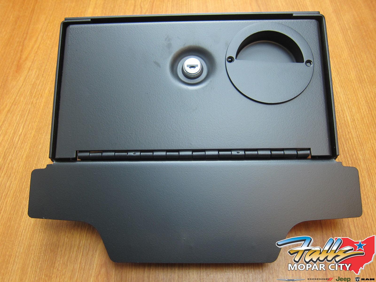 2019 Dodge Ram 1500 Floor Console Storage Lock Kit With