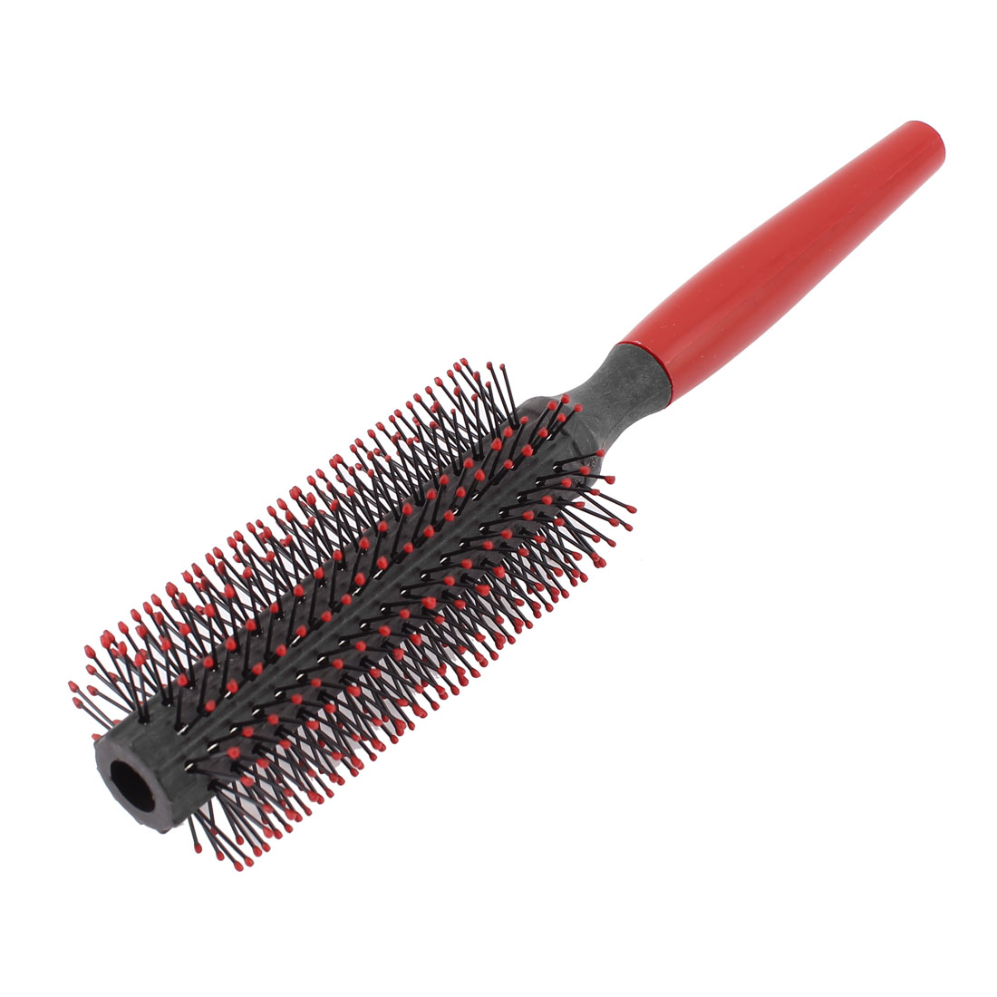 Flexible Hair Styling Bristle Hair Curling Roller Comb Brush