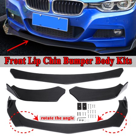 1 Set Carbon Front Bumper Lip Spoiler Splitter Body Kit For BMW F10 F30 F32 F36 F80 M3 F82 (Bushmaster Carbon 15 M4 Carbine For Sale)