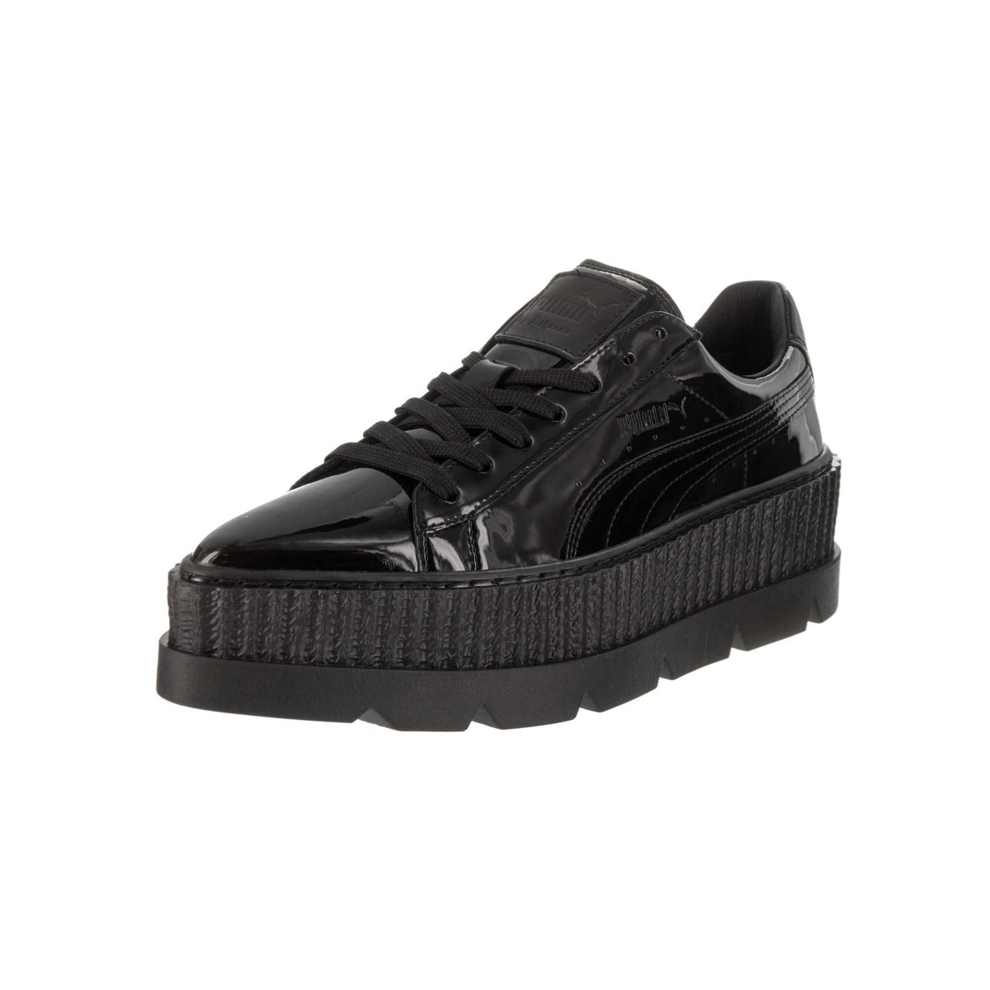 hot sale online f3068 75c09 Puma Women's Fenty Pointy Creeper Patent Casual Shoe ...