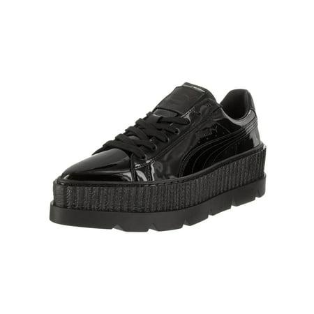sports shoes 9467e a541c Puma Women's Fenty Pointy Creeper Patent Casual Shoe