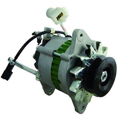 NEW Alternator Fits Isuzu Pickup 2.2L Diesel 1981 1982 1983 1984 1985 1986 1987 ()