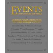 Events that Changed the World - eBook